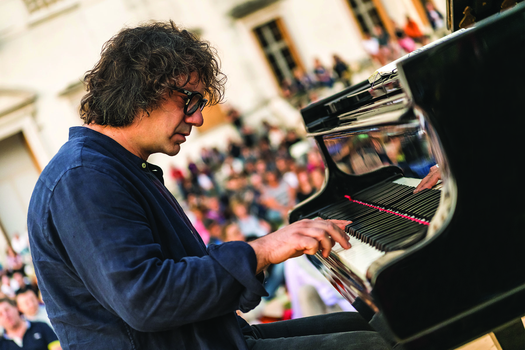 REMO ANZOVINO piano solo_photo Simone Di Luca
